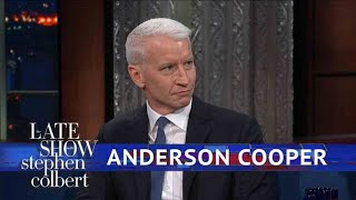 Video Anderson Cooper Walked Out Of The New 'Star Wars' Movie MP3, 3GP, MP4, WEBM, AVI, FLV Januari 2018