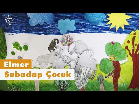 Elmer | Video | Şubadap Çocuk | Çocuk Şarkıları