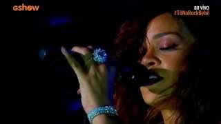 Video Rihanna  Unfaithful / Love The Way You Lie / Take a Bow ( Rock in Rio 2015) MP3, 3GP, MP4, WEBM, AVI, FLV Oktober 2018