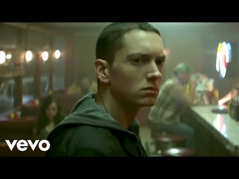 Eminem - Space Bound (видео)
