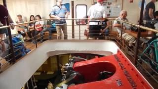 スイス発  スイス最古!蒸気船の中は大迫力【スイス情報.com】