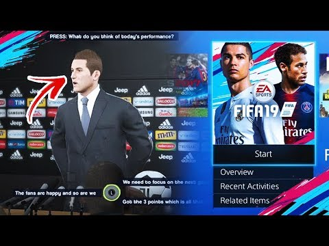 FIFA 19 CONFIRMED *NEW* GAME MODES & FEATURES!!