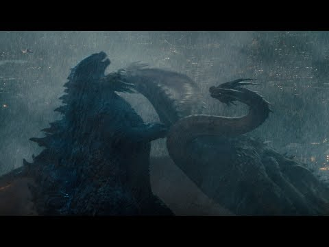 Godzilla II Rey de los Monstruos - Knock You Out-Exclusive Final Look?>
