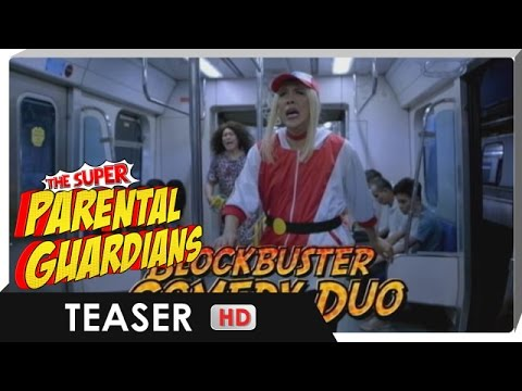 Teaser | Blockbuster Comedy Duo + Breakout Child Stars | 'The Super Parental Guardians'