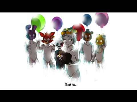 In a fire fnaf 3 song the living tombstone animation