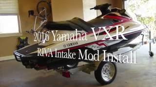8. Yamaha 2016 VXR Riva Ribbon Delete Install