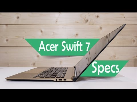, title : 'Acer Swift 7 - Specs 2016 Amazing Laptop'