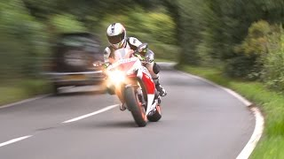 9. 2015 Honda Fireblade CBR1000RR Review By Bike World