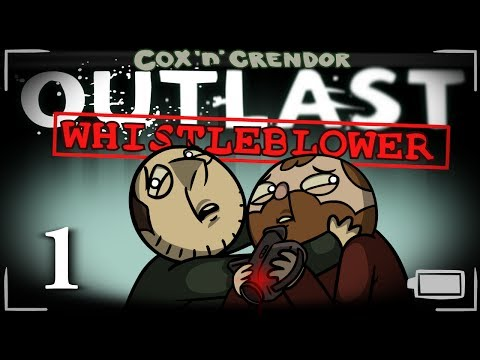 crendor - By popular demand, Jesse and Crendor return to the world of Outlast to get horrified and frustrated with a game they are bound to yell at! Enjoy! Watch Crend...