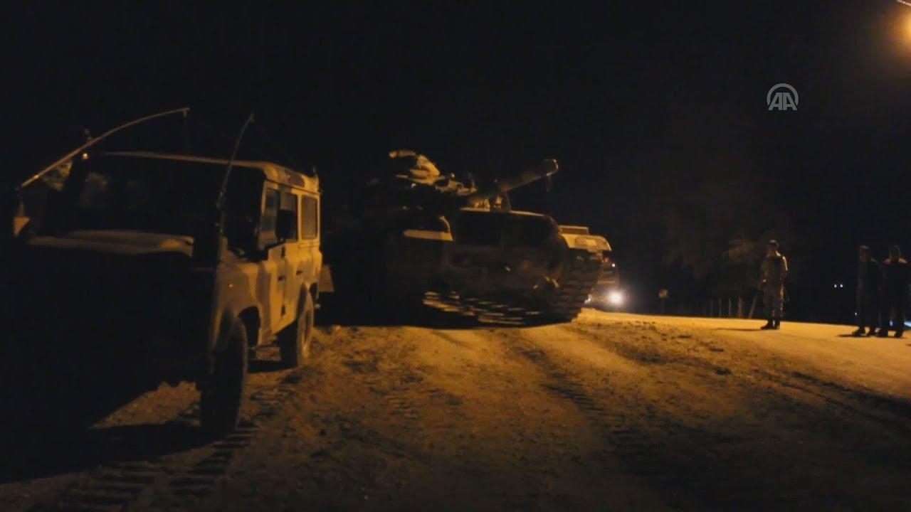 Το υπουργείο Άμυνας της Τουρκίας ανακοινώνει ότι ολοκληρώθηκαν όλες οι προετοιμασίες για την εισβολή