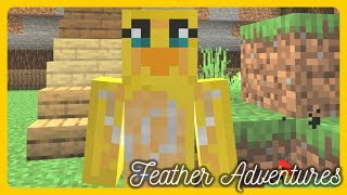 Feather Adventures : BELOW THE BARN  - {295}