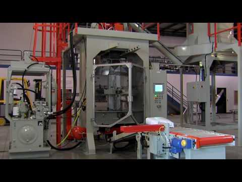 RethPACK VC-3020 Vertical Compression Bagger