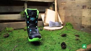 K2 Vandal Snowboard Boots - Boy's 2014