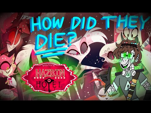 How Did the Hazbins Die? - (Quick Hazbin Hotel Theory)