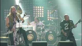 Marshall - 50 Years Of Loud @ Wembley Arena London, September 22, 2012 Zakk Wylde (Black Label Society) Kerry King (Slayer) Brian Tichy (Whitesnake)