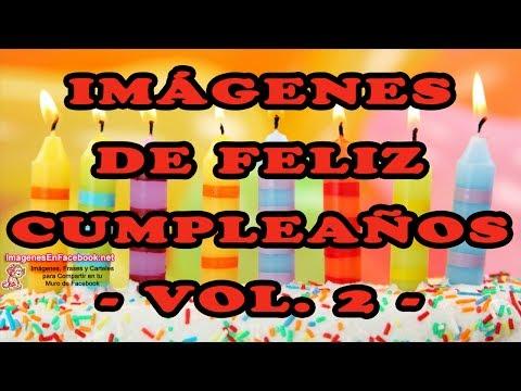 Imagenes de cumpleaños - Imágenes de Feliz Cumpleaños - Vol. 2
