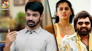 Video Tapsee & I were in love, but it didn't work out : Mahat Raghavendra Interview | Simbu, Tamanna, AAA MP3, 3GP, MP4, WEBM, AVI, FLV Desember 2018