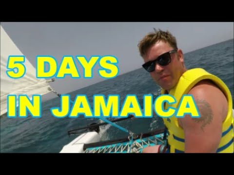 5 Days In Jamaica!!!