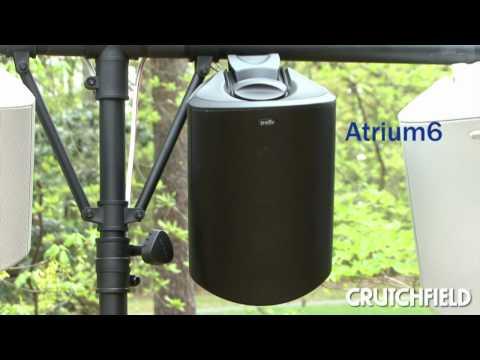 Polk Audio Atrium All-weather Outdoor Speakers