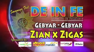 Video ZIAN X -SPECTRE- #SMAMUGA FEST. 2018/ gebyar gebyar MP3, 3GP, MP4, WEBM, AVI, FLV April 2019