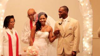 Tiffany & Tj Wedding Ceremony - YouTube