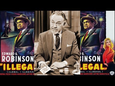 Edward G  Robinson - 50 Highest Rated Movies