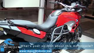 3. BMW F700 GS 2017 Review this Motorcycle for 2018 Better