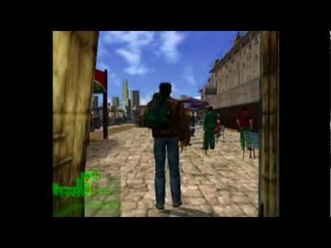 Shenmue II Dreamcast