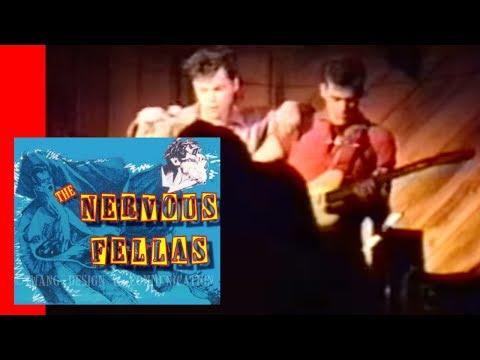 "The Nervous Fellas Real Gone Lover ( ""Nervous Fella"") Canadian Rockabilly"