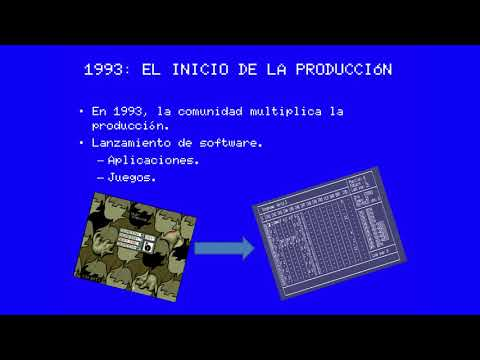 Sofware y hadware hombrew entre 1990 y 2005 para MSX - José Luis Lerma (видео)