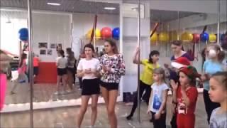 Новогдняя тренировка в ДАЙКИРИ PoleDance 2016