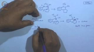 Mod-19 Lec-22 Tert-amino effect in heterocycle synthesis
