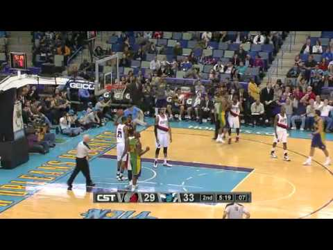 Portland Trail Blazers 94 – New Orleans Hornets 86