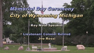 Wyoming (MI) United States  city photos gallery : Memorial Day 2016 - Wyoming MI