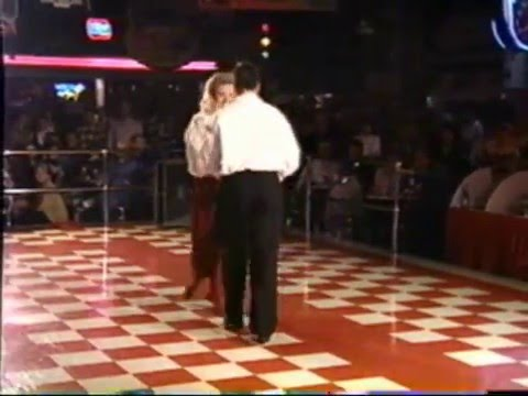 Shag Dance Brian Pate/Sharon Rew 1995 Nationals