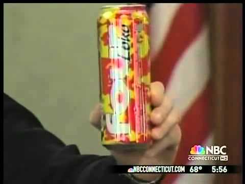 Dr. Charles McKay comments on dangers of Four-Loko energy drink