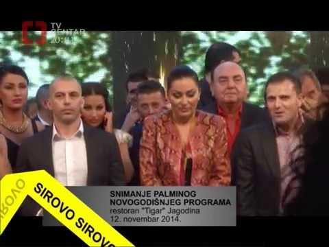 Novogodišnji program 2015 TV Palma – kako je sniman