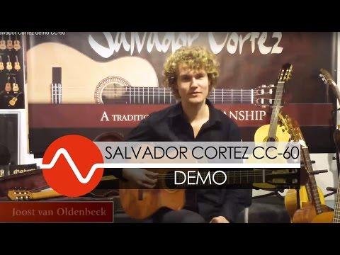 Demo Salvador Cortez 60-CC Concert Series