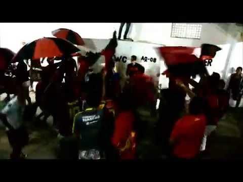 Video - Aquecimento no BAR - Meu Lema - Brava Ilha - Brava Ilha - Sport Recife - Brasil