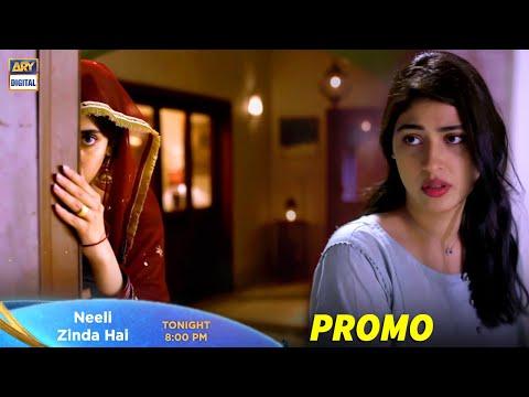 Neeli Zinda Hai Episode 4 Tonight at 8:00 PM only on ARY Digital