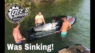 9. Dealer forgot to install something IMPORTANT on my Brand New Seadoo!!!