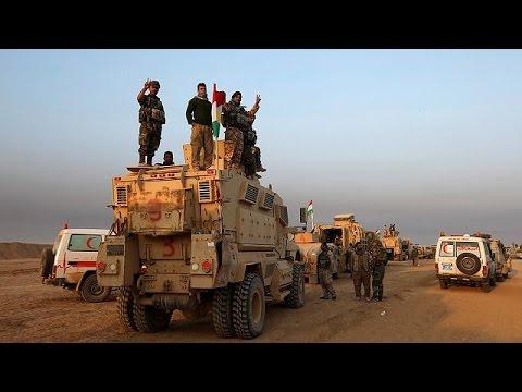 Ιράκ: Μάχες στη Μπασίκα, στο πλαίσιο της επιχείρησης αναταλάψης της Μοσούλης – world