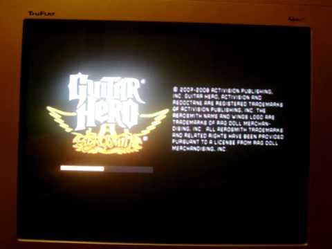 Guitar Hero : Aerosmith Playstation 2
