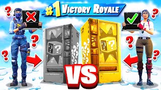 Deal or NO DEAL VENDING MACHINES *NEW* Game Mode in Fortnite Battle Royale