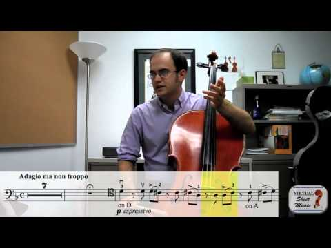 How to approach Kol Nidrei by Max Bruch on the cello