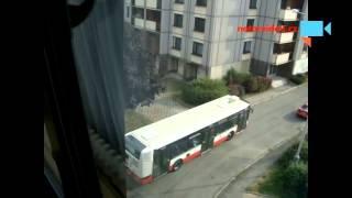 Když zabloudí autobus. 167 ve slepé ulici
