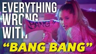 "Video Everything Wrong With Jessie J - ""Bang Bang"" MP3, 3GP, MP4, WEBM, AVI, FLV Juni 2018"