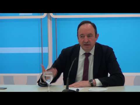 Pedro Sanz reflexiona ante la convocatoria del Congreso del PP de La Rioja