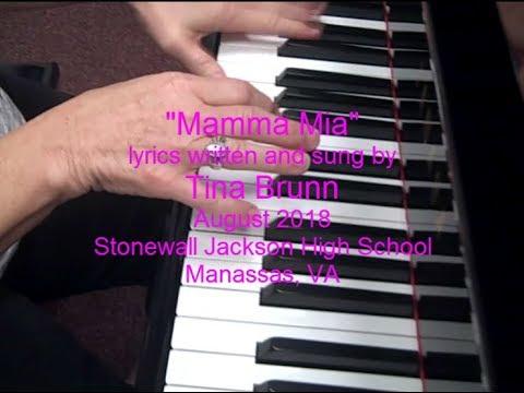MammaMia Stonewall Jackson HS Back-to-School 2018
