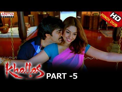 Video Khallas Hindi Movie Part 5/12 Raviteja, Richa Gangopadhay, Deeksha Seth download in MP3, 3GP, MP4, WEBM, AVI, FLV January 2017
